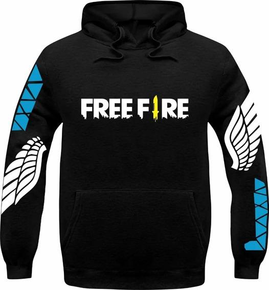 Moletom De Free Fire Mercadolivre Com Br