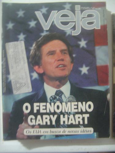 Revista Veja 811 Dante D Oliveira Geraldo Azevedo Radar 1984