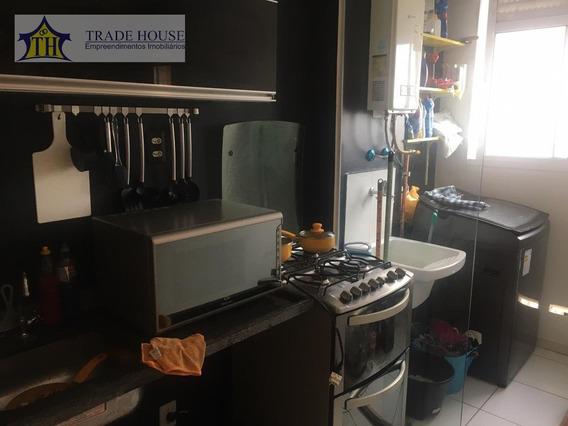 Apartamento Em Vila Das Merces - São Paulo - 30675