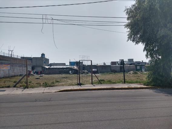 Venta De Terreno En Lárazo Cárdenas, Metepec-toluca