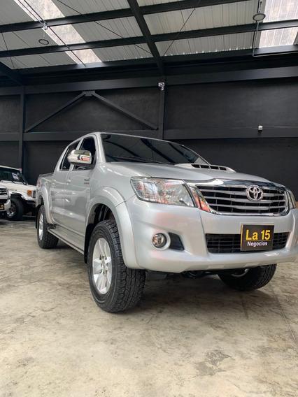 Toyota Hilux 2015 Blindaje 2 Plus Con 63 Mil Km