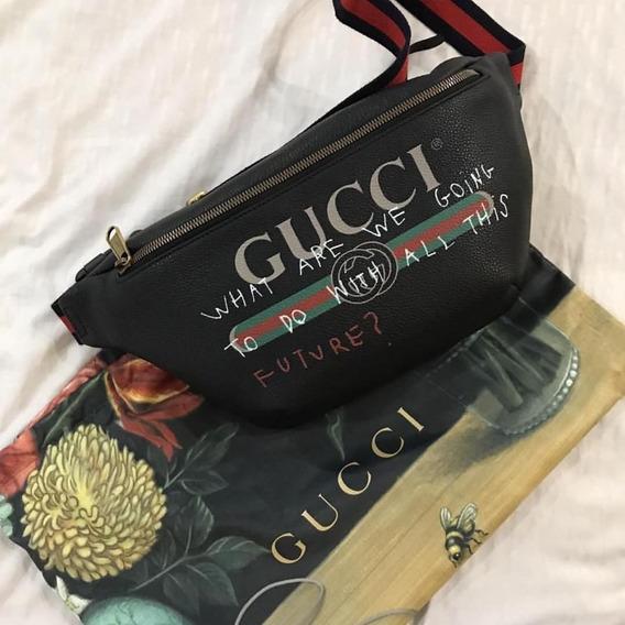 Cangurera Gucci