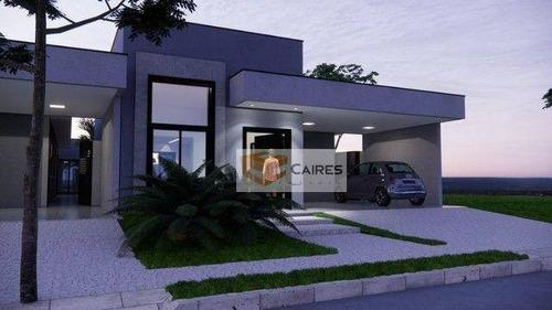 Imagem 1 de 16 de Casa Com 3 Dormitórios À Venda, 150 M² Por R$ 815.000,00 - Jardim De Mônaco - Hortolândia/sp - Ca3285