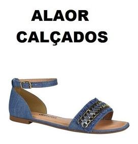 Sandália Dakota Ref-z2463 Cor Jeans