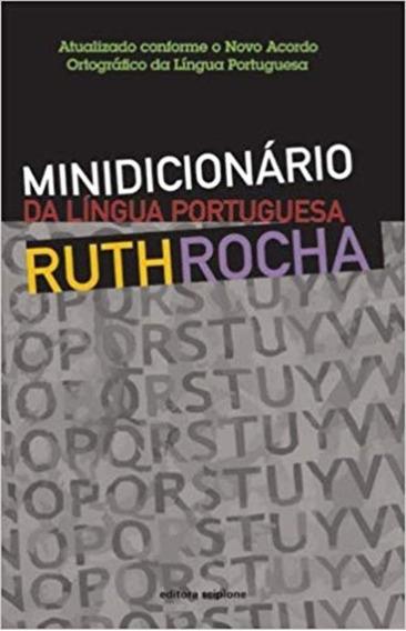 Minidicionario Da Lingua Portugues Ruth Rocha - Scipione
