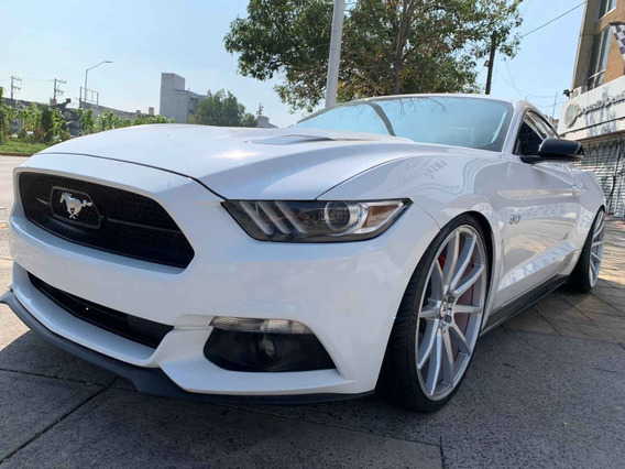 Ford Mustang 2p Gt Equipado V8 5.0 Man 50 Años