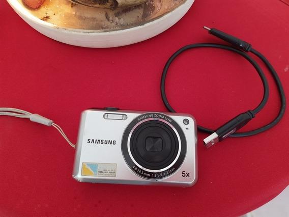 Cámara Digital Samsung Zoom Lens 5x Mar Del Plata Envios