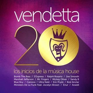 Vendetta 20 Inicios De La Musica House Vinilo Doble Nuevo