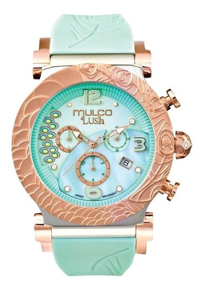 Relógio Mulco Lush Peacock - Mw5-2388-483