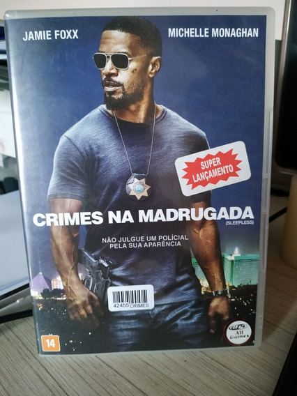 Filme Crimes Na Madrugada - Original