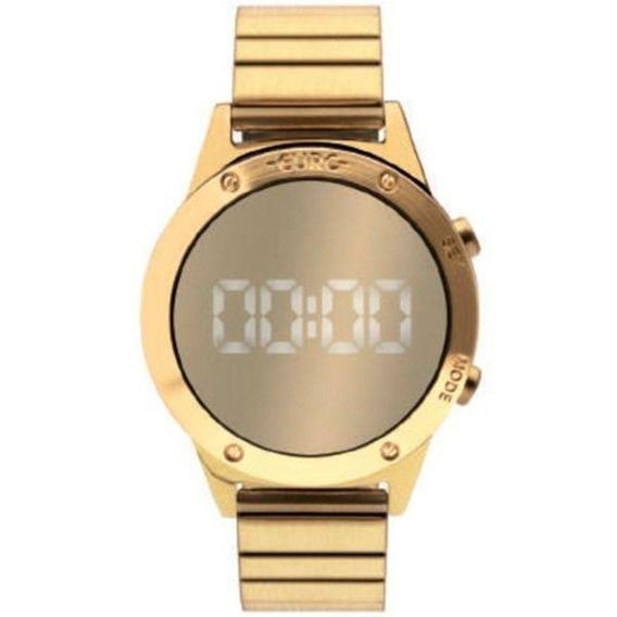 Relógio Euro Feminino Fashion Fit Dourado Eujhs31bab/4d
