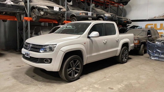 Volkswagen Amarok 2.0 Cd Tdi 180cv 4x4 Highline C34 2013