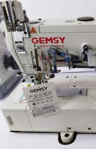 Maquina Recubridora Industrial Marca Gemsy