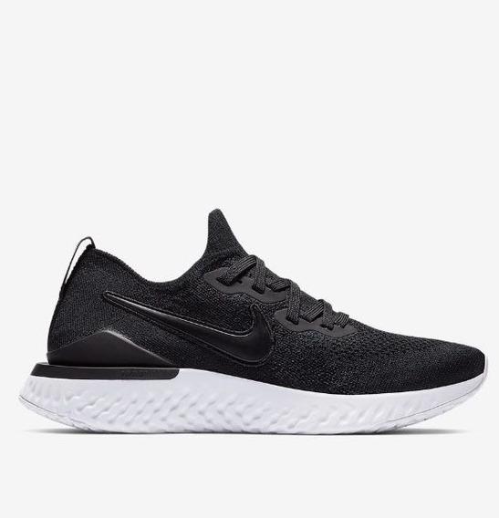 Tênis Nike Epic React Flyknit 2 - Feminino Bq8927-002 Original