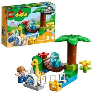 Lego Duplo - Jurassic World - Zoológico Jurássico - 10879