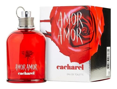 Imagen 1 de 1 de Amor Amor 30 Ml Edt De Cacharel Dreams Parfums