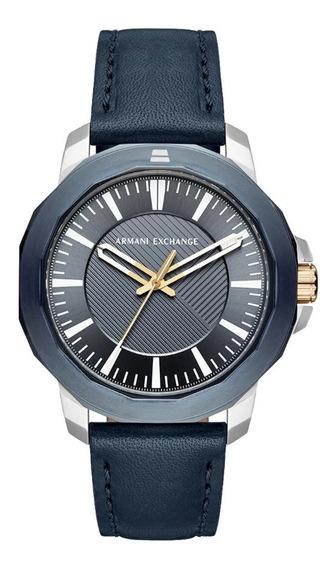 Reloj Armani Hombre Cuero Clásico Tienda Oficial Ax1905