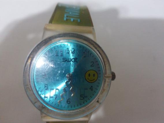 Relógio Swat Colorido Feminino