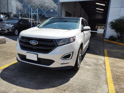 Imagen 1 de 8 de Ford Edge Sport  2016 Blanco Platinado