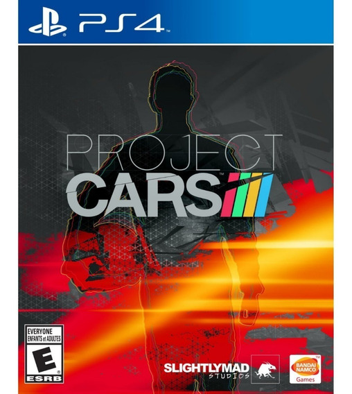 Project Cars Ps4 Midia Fisica