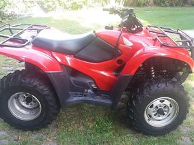 Quadriciclo Honda Fourtrax 450 Cc 2012 4x4