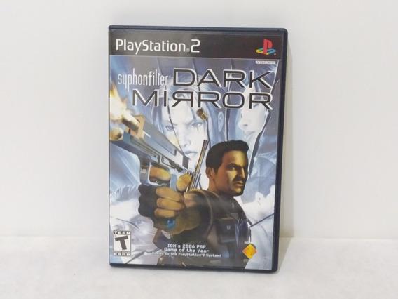 Syphon Filter Ps2 Dark Mirror Original Playstation 2