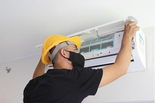 Imagem 1 de 8 de Instalação De Ar-condicionado Em Caldas Novas
