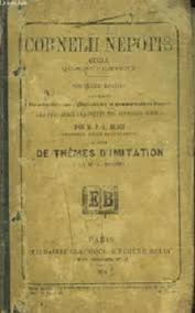 Cornelli Nepotis Opera Que Supersunt 1906 Roquette 4a Edicao