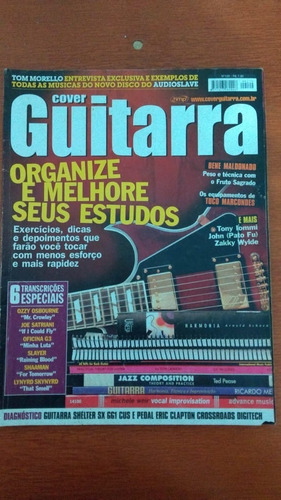 Revista Cover Guitarra 129