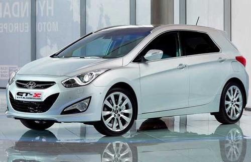 Imagem 1 de 1 de (09) Sucata Hyundai I30 2012 1.6 (retirada Peças)