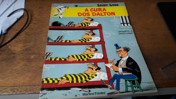 Lucky Luke - A Cura Dos Dalton - Edit. Martins Fontes