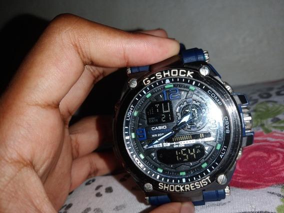 G-shock 5369 Mtg-s 1000d Multiband 6, Energia Solar Azul