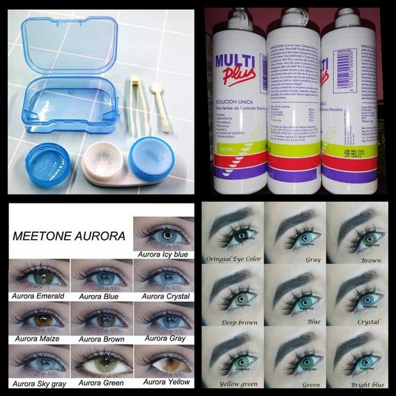 Paquete Special Con Todo Incluido Para El Cuidado D Pupilent