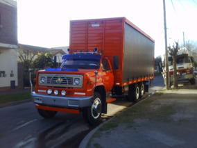 Camion Balancin Chevrolet 714 Mecanica 1114