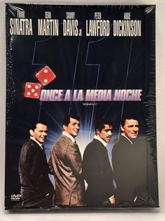 Once A La Medianoche Oceans Eleven Dvd Frank Sinatra Y Mas