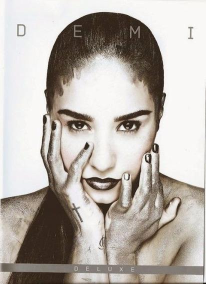 Demi Lovato Album Demi Cd E Dvd Original Novo Lacrado