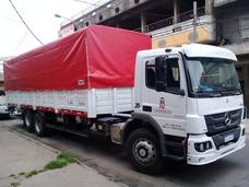 Fletes Camion Semi Con Pala Hidraulica Viajes Al Interior