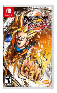 Dragon Ball Fighter Z Nintendo Switch Disponible
