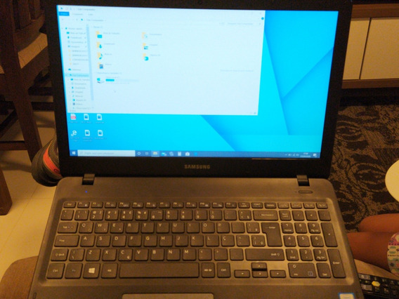 Notebook Samsung 300e Impecável Intel Core I3