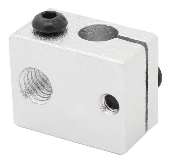 Bloco Aquecedor Impressora 3d Anet /reprap/hotend Nozzle