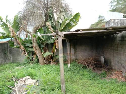 Terreno Residencial À Venda, Vila Noêmia, Mauá. - Te0018