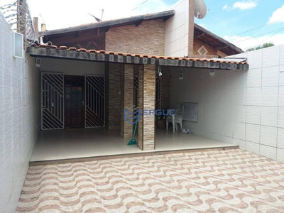 Casa Com 3 Dormitórios À Venda, 109 M² Por R$ 290.000 - Castelão - Fortaleza/ce - Ca0799