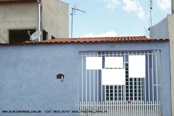 Casa Para Venda Em Sorocaba, Jardim Flamboyant, 3 Dormitórios, 1 Suíte, 1 Banheiro, 2 Vagas - 331_1-514905