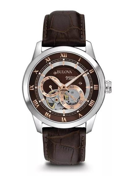 Relógio Bulova Automatic 96a120