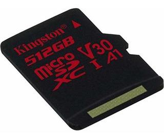 Profesional 512 Gb Kingston Microsdxc Para Nokia Lumia 620 C