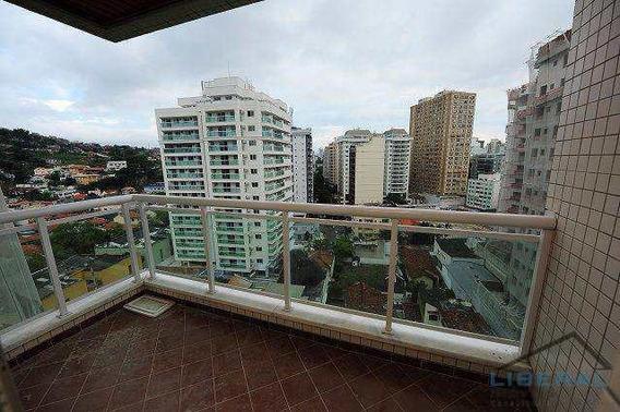 Apartamento Com 2 Dorms, Icaraí, Niterói - R$ 590 Mil, Cod: 212 - V212