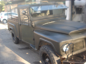 Jeep Militar Pick Up Ford F-85 / F 75 Ano 1970