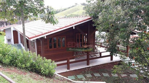 Imagem 1 de 13 de Chácara Com 2 Dormitórios À Venda, 600 M² Por R$ 800.000,00 - Centro - Igaratá/sp - Ch0457