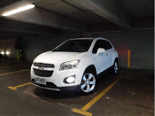 Chevrolet Tracker 2014 1.8 Ltz+ Awd At 140cv