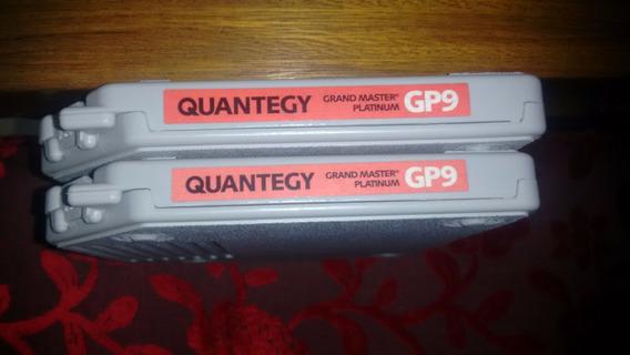 2 Fitas De Rolo Quantegy Gp9-15811y 7 Pol Raríssimas Baixou